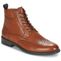 Sapatos Homem Botas baixas Vagabond SALVATORE Conhaque
