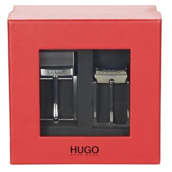 Acessórios Homem Cinto HUGO-Hugo Boss GIBILSY Preto