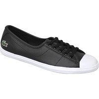 Sapatos Mulher Sapatilhas Lacoste Ziane BL 1 SPW0140024 Black