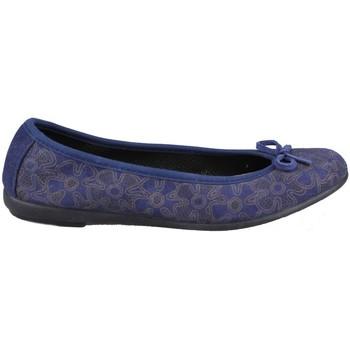 Sapatos Mulher Sabrinas Vulladi SERRAJE MANOLETINA FLORES AZUL
