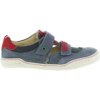 Sapatos Rapaz Sapatos urbanos Kickers 414590-30 JYKROI Azul