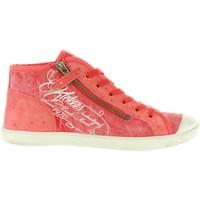 Sapatos Rapariga Sapatos urbanos Kickers 393663-30 KAROLA Rosa
