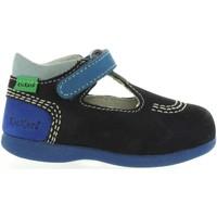 Sapatos Criança Sapatos urbanos Kickers 413122-10 BABYFRESH Azul