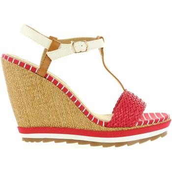 Sapatos Mulher Sandálias Maria Mare 66348 Rojo