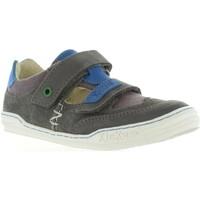 Sapatos Rapaz Sapatos urbanos Kickers 414590-30 JYKROI Gris