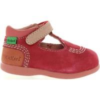 Sapatos Criança Sapatos urbanos Kickers 413122-10 BABYFRESH Rojo