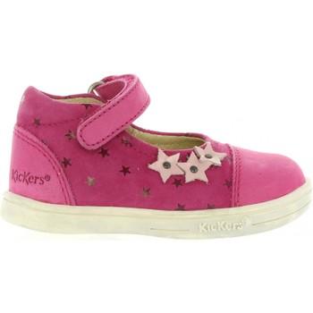 Sapatos Rapariga Sapatos urbanos Kickers 413503-10 TREMIMI Rosa
