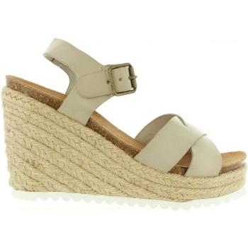 Sapatos Mulher Sandálias Kickers 502040-50 YUTI Hueso