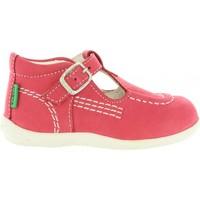 Sapatos Rapaz Sapatos urbanos Kickers 417803-10 BONISTA Rojo