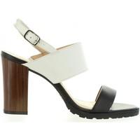 Sapatos Mulher Sandálias Kickers 502050-50 SARDAN Blanco