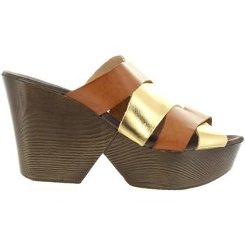 Sapatos Mulher Sandálias Maria Mare 65892 Marr?n