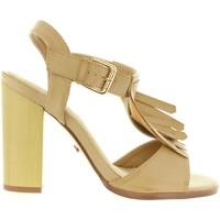 Sapatos Mulher Escarpim Maria Mare 66104 Beige