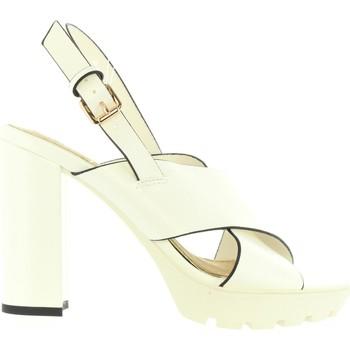 Sapatos Mulher Escarpim Maria Mare 66109 Blanco