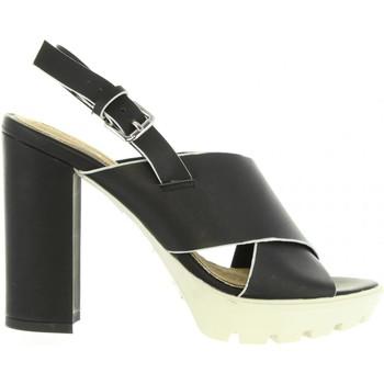 Sapatos Mulher Escarpim Maria Mare 66109 Negro