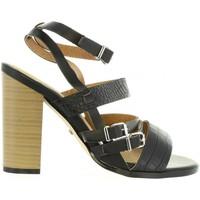 Sapatos Mulher Sandálias Maria Mare 65731 Negro