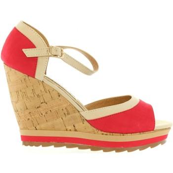 Sapatos Mulher Sandálias Maria Mare 65895 Rojo