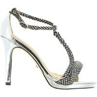 Sapatos Mulher Escarpim Maria Mare 66006 Plateado