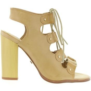 Sapatos Mulher Escarpim Maria Mare 66103 Beige