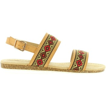 Sapatos Mulher Sandálias Maria Mare 66357 VACCHIO CUERO Marrón