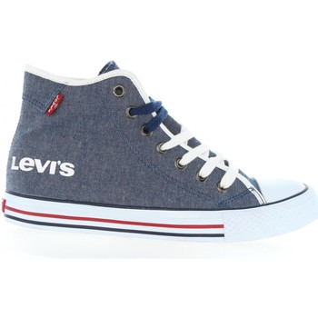 Sapatos Criança Sapatilhas Levi's VDUM0001T DUKE MEGA Azul