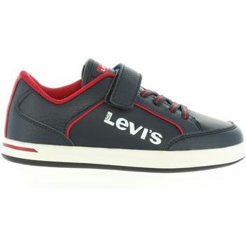 Sapatos Criança Sapatos urbanos Levi's VCHI0002S CHICAGO Azul