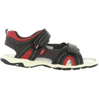 Sapatos Rapaz Sandálias Levi's VMIA0001S MIAMI Negro