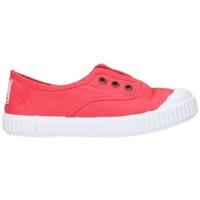 Sapatos Rapaz Sapatilhas de ténis Potomac 292      (Sandia) Niña Rosa rose