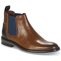 Sapatos Homem Botas baixas Ted Baker ZILPHA Castanho
