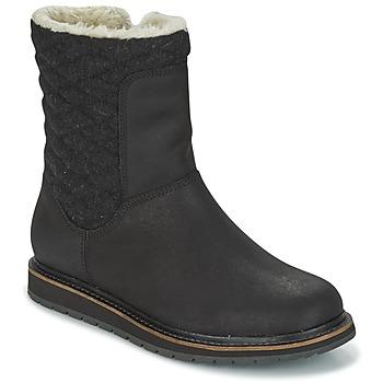 Sapatos Mulher Botas de neve Helly Hansen SERAPHINA Preto