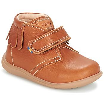 Sapatos Criança Botas baixas Kavat TTINKA EP Camel