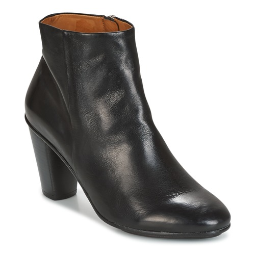 Sapatos Mulher Botins n.d.c. AURORA ZIP Preto