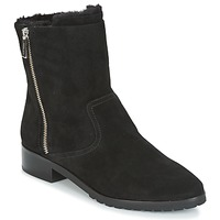 Sapatos Mulher Botas baixas MICHAEL Michael Kors ANDI FLAT BOOTIE Preto