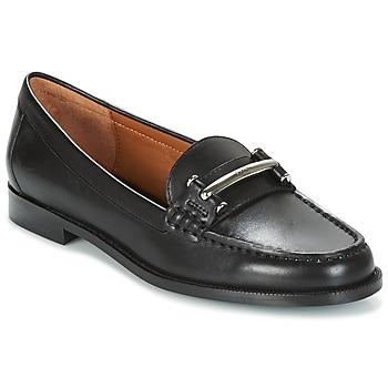 Sapatos Mulher Mocassins Ralph Lauren FLYNN Preto