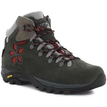 Sapatos Sapatos de caminhada Chiruca Botas  Monique 09 Goretex Vermelho
