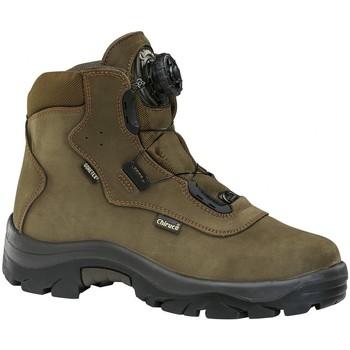 Sapatos Sapatos de caminhada Chiruca Botas  Labrador Boa 01 Goretex Verde