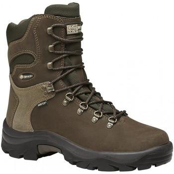 Sapatos Sapatos de caminhada Chiruca Botas  Muflón 01 Gore-Tex Verde