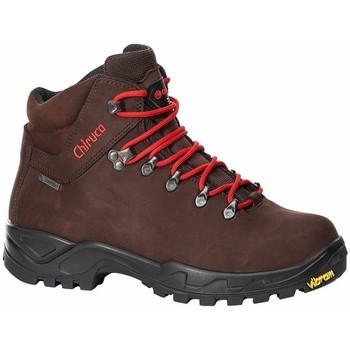 Sapatos Sapatos de caminhada Chiruca Botas  Cares 02 Gore-Tex Castanho