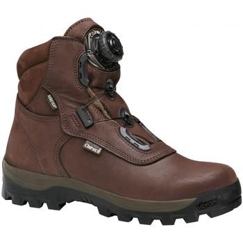 Sapatos Sapatos de caminhada Chiruca Botas  Boxer Boa 12 Goretex Castanho