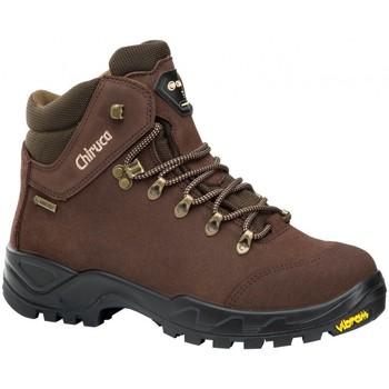 Sapatos Sapatos de caminhada Chiruca Botas  Cares 22 Gore-Tex Castanho