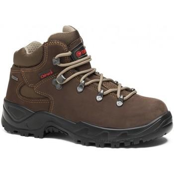 Sapatos Sapatos de caminhada Chiruca Botas  Panticosa 12 Goretex Castanho