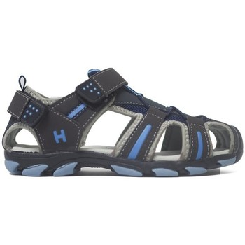 Sapatos Rapaz Sandálias desportivas Huran Sandalias  400120 Marino-Azul Azul