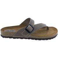 Sapatos Sandálias Interbios Sandalias  7119 Pardo Castanho