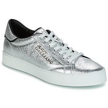 Sapatos Homem Sapatilhas John Galliano FIUR Prata