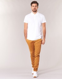 Textil Homem Chinos Casual Attitude IHOCK Bege