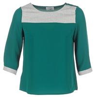 Textil Mulher Tops / Blusas Casual Attitude HELA Verde
