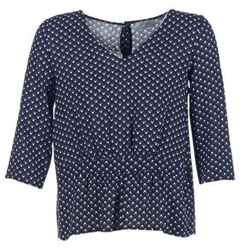 Textil Mulher Tops / Blusas Casual Attitude HOLA Marinho