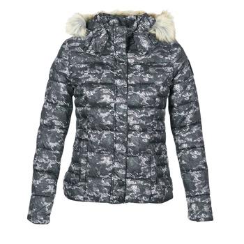 Textil Mulher Quispos Kaporal BASIL Cinza