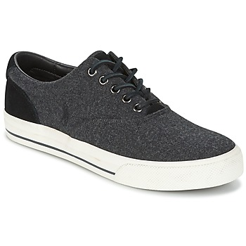 Sapatos Homem Sapatilhas Ralph Lauren VAUGHN Cinza