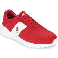 Sapatos Homem Sapatilhas Ralph Lauren CORDELL Vermelho