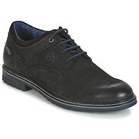 Sapatos Homem Sapatos Bugatti MARGE Preto